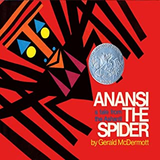 Anansi the Spider cover art