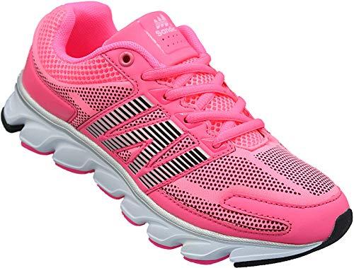 Sandic Damen Laufschuhe Sportschuhe nr.1728 pink 36