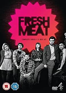 Fresh Meat - Complete Series 1-3 Box Set