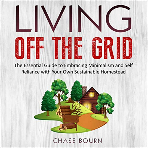 Living off the Grid  By  cover art