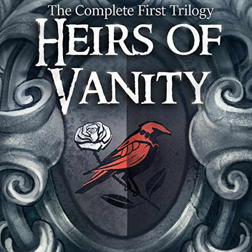 Heirs of Vanity Audiobook By R. J. Hanson cover art