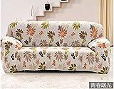 1 protector elástico para muebles,Four seasons universal sofa cover, full coverage elastic cushion cover, furniture sofa protective cover, fashionable living room sofa anti-fouling cushion-Color 10_1