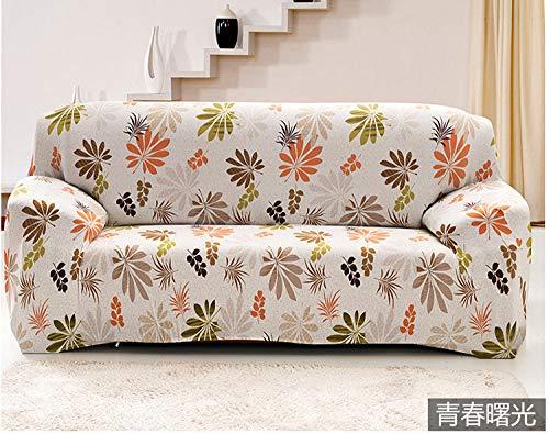 Sofa/Living Room Furniture,Vier Jahreszeiten Universal-Sofabezug, vollflächiger elastischer Kissenbezug, Möbel-Sofa-Schutzbezug, modisches Wohnzimmer-Sofa-Antifouling-Kissen-Farbe 10_190-230cm