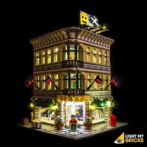 Lego® Grand Emporium #10211 Light Kit