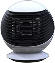 Mini Ventilador Calentador,Smart Space Heater,Calentadores eléctricos portátiles , Digital con Temporizador Ajustable para el hogar y la Oficina para Cuarto/Baño/Oficina
