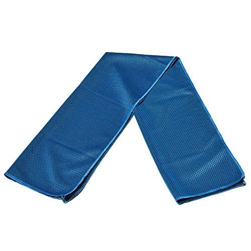 Toalla de enfriamiento instantáneo de hielo para deportes, entrenamiento, fitness, yoga, senderismo, entrenamiento de fuerza, pilates