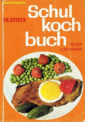 Dr. Oetker Schulkochbuch für den Gasherd, 1963, Taschenbuch, 26. verbesserte Auflage Dr. Oetker Schulkochbuch für den Gasherd, 1962, Neue Ausgabe, 22. völlig neu bearb. Auflage, Taschenbuch