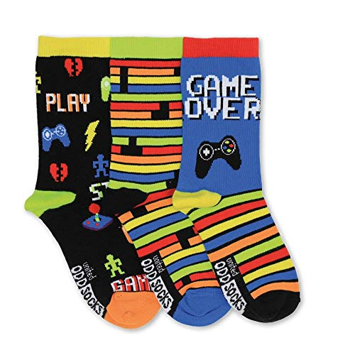 United Oddsocks - lustige Jungen Socken - Play - Gr. 31-38
