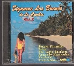 Siganme Los Buenos De La Cumbia Vol 3