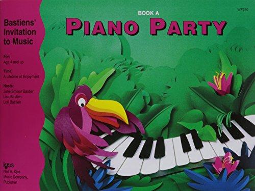 Piano Party Book A (Bastiens