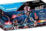 Playmobil - Galaxy Police, Piratas Galácticos Robot, Juguete, Color Multicolor, 70024