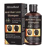 Haarshampoo, Haarwachstums Shampoo, Anti-Haarverlust Shampoo, Effektiv gegen Haarausfall,...
