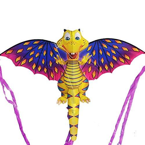 Activités de Plein air Cerf-Volant, Cerfs-Volants Cerf-Volant Enfants de Haute qualité for Les Enfants Facile à Voler avec Sports de Plein air Long Tail Kite Cadeau (Color : Mermaid with Line)