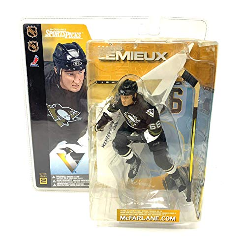 McFarlane NHL Series 2 MARIO LEMIEUX - Pittsburgh Penguins