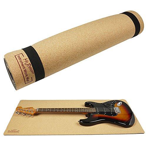Mr.Power Tapis de travail pour guitare, instrument de nettoyage, outil luthier