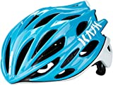 Kask Mojito X - Casco de Carretera Unisex, Unisex Adulto, Color Lightblue/White, tamaño Medium