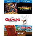 Goonies, The / Gremlins / Gremlins 2: The New Batch on Blu-ray