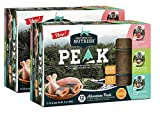 Rachael Ray Nutrish PEAK Natural Wet Cat Food, Adventure Pack Variety, 2 Ounce Cup (Pack of 24), Grain Free, High Protein