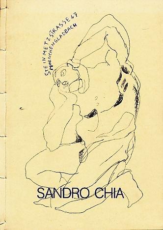 Sandro Chia. Mönchengladbach Journal ; Städt. Museum Abteiberg, Mönchengladbach ; ed. anläßl. d. Ausstellung Arbeiten aus 1980 u. 1981, 14. Aug. bis 18. Sept. 1983.