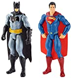 Batman V Superman Batman & Superman Figure 2 Pack