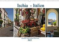 Ischia - Italien (Wandkalender 2022 DIN A3 quer): Ansichten einer wundervollen Insel (Monatskalender, 14 Seiten )