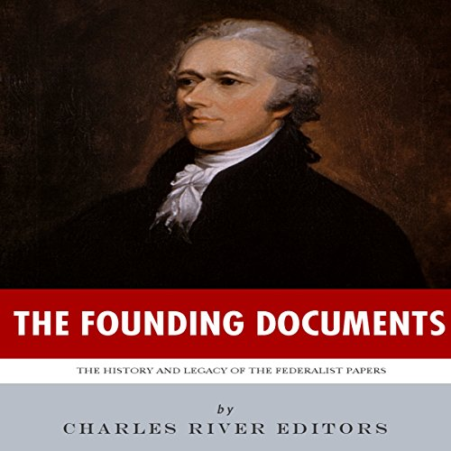 The Founding Documents audiobook cover art