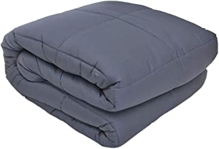 Proper Weighted Blanket – 20 lb. Adult Weighted Blanket for Anxiety