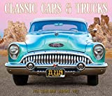 Classic Cars & Trucks 2022 Box Calendar