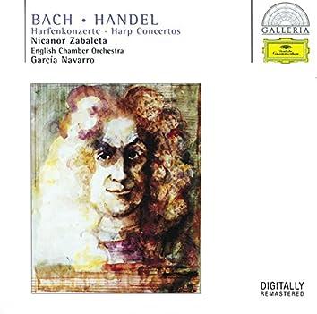 Bach / Handel: Harp Concertos