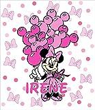 Desconocido Estor Digital Infantil con Nombre Minnie ¡¡ ESTORES ENROLLABLES TRANSLUCIDOS Minnie PON TU Nombre (100X170)