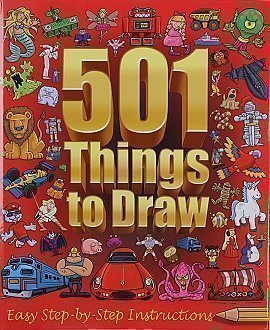 501 Things to Draw: Ultimate Collection Folder