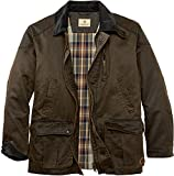 Legendary Whitetails Men's Size Journeyman Field Guide Jacket, Tobacco, X-Large Tall