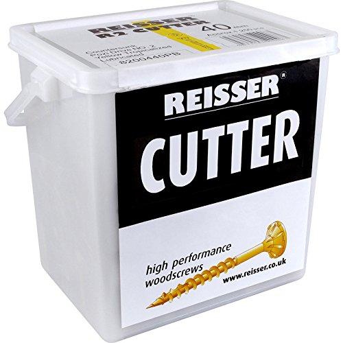 REISSER Cutter Schraube Badewanne 5,0x 70mm