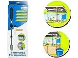 AquaVac Aspirateur pour aquarium avec tuyau et pompe