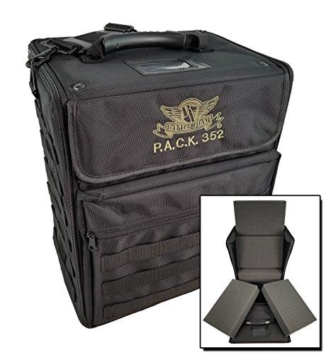 Preisvergleich Produktbild Battle Foam P.A.C.K. 352 Pluck Foam Load Out (Black)