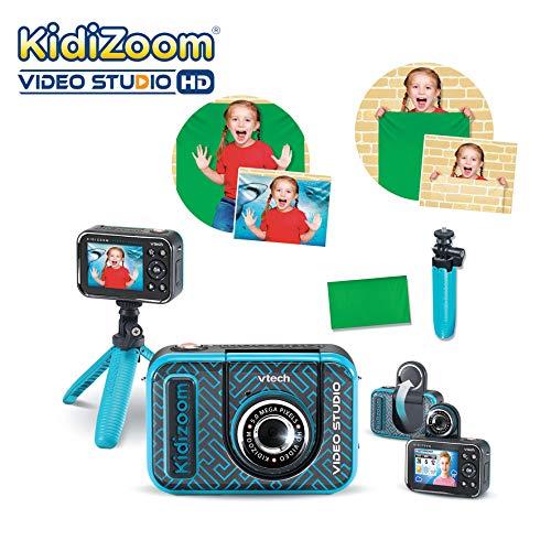 Vtech 80-531884 KidiZoom Video Studio HD Kinderkamera