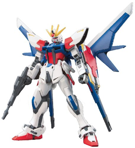 Bandai Hobby HGBF Strike Gundam Full Package Model Kit, 1/144 Scale