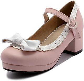 58a3aa3a3c496 Amazon.com: Mary Jane Women's Pumps & Heels