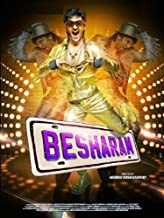 Besharam (Hindi Film / Bollywood Movie / Indian Cinema DVD) 2013 by Ranbir Kapoor