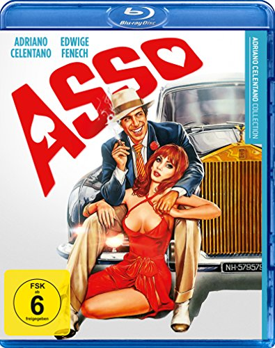 Asso - Adriano Celentano Collection [Blu-ray]