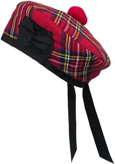 Tartanista Scottish Highland Tartan//Plaid Balmorals//Berets