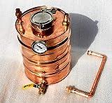 Stampede Stills 3.3 Gallon Thumper Kit for 10 Gallon Alembic Stills