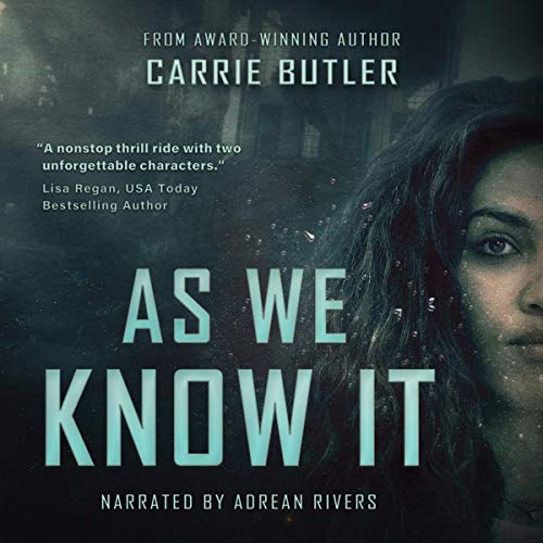 As We Know It audiobook cover art
