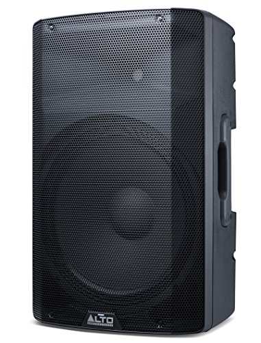 Alto Professional TX215 | 600-Watt 15-Inch 2-Way Powered Loudspeakers review