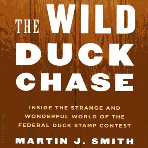 The Wild Duck Chase audiobook cover art