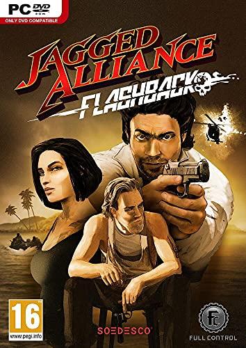 Pccd jagged alliance : flashback (eu)