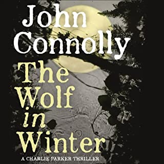 The Wolf in Winter cover art