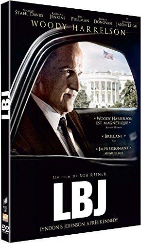 LBJ-L.B. Johnson, après Kennedy