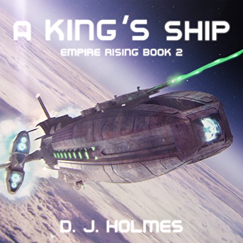 A King's Ship audiobook cover art