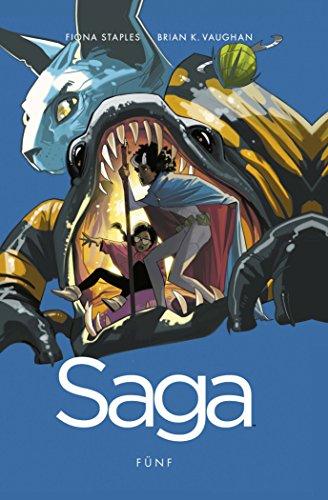 Saga 5 (German Edition)
